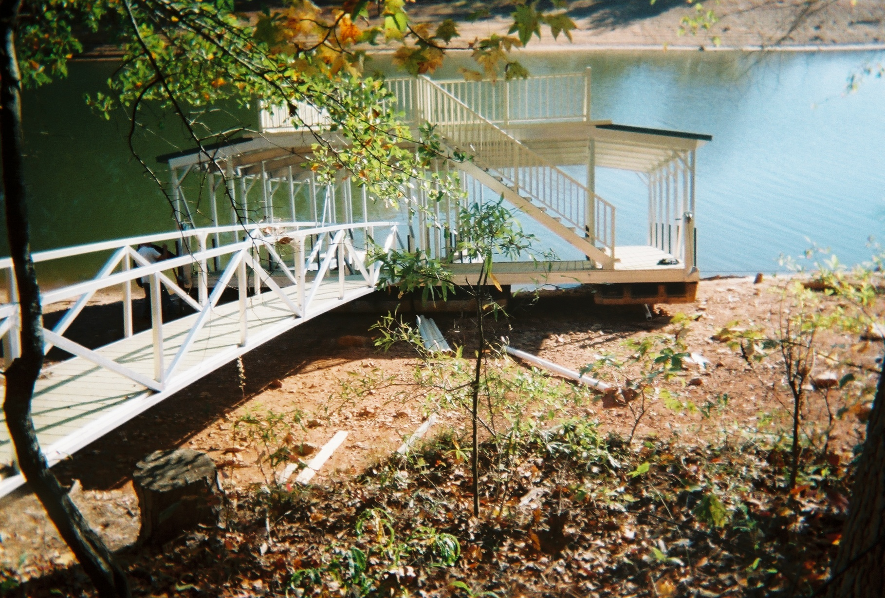 Lake Lanier Docks Are Priority At Lakeside Dock Services